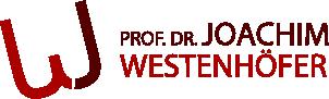 Prof. Dr. Joachim Westenhöfer